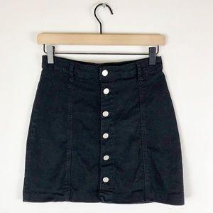 PrettyLittleThing Cammie Mini Skirt